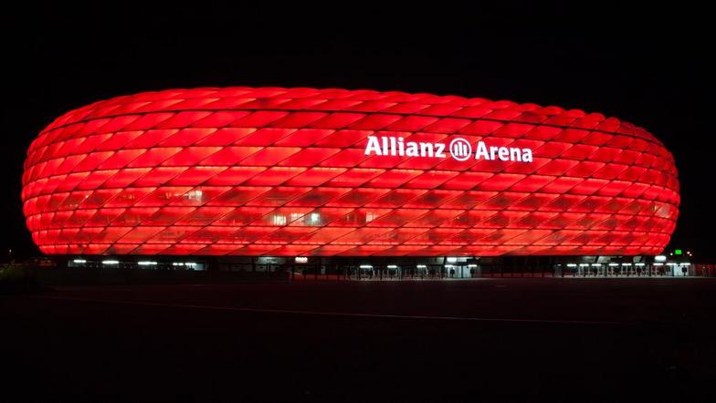 Wir besuchen München
