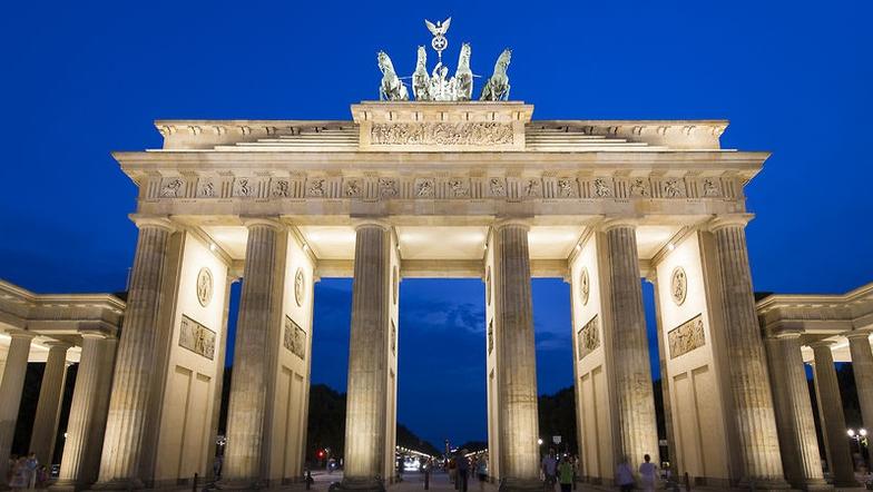 Wir besuchen Berlin